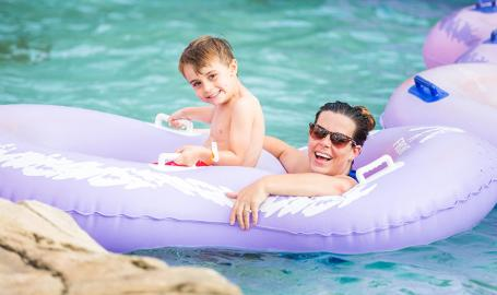 Deep River Waterpark lazy river