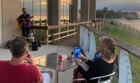 Dig the Dunes Trail Stop music