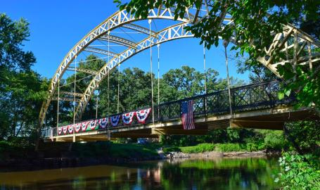 Dunn's Bridge County Park