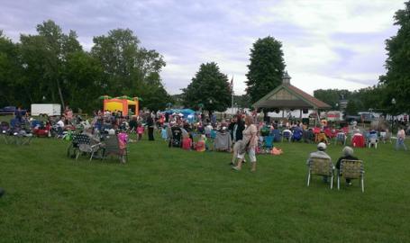 Festival Park Hobart, Indiana