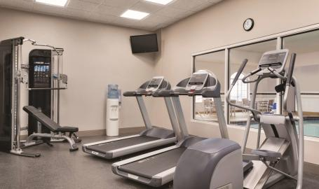 Country-inn-merrillville-Fitness-Center