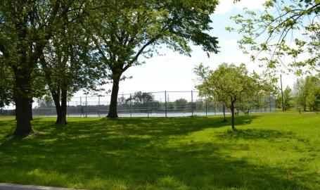 Forsythe Park Hammond tennis