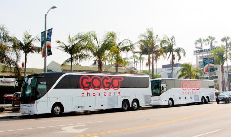GoGo Charter Buses