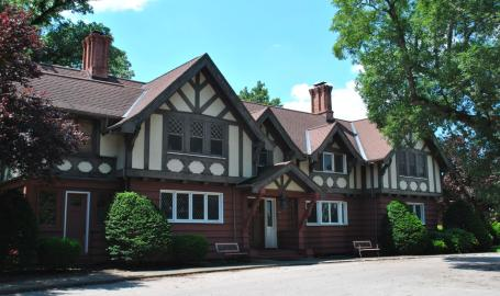 George Ade Home
