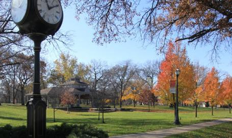 Griffith Central Park