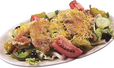 Maxim's Grilled Chicken Salad