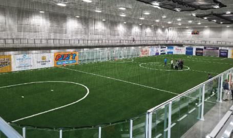 Hammond Sportsplex field