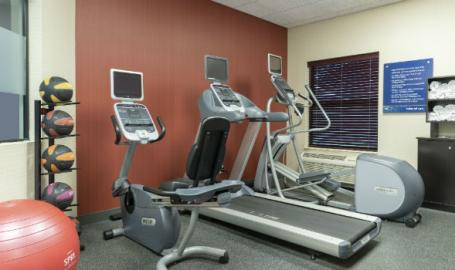 Hampton Valparaiso Fitness Center