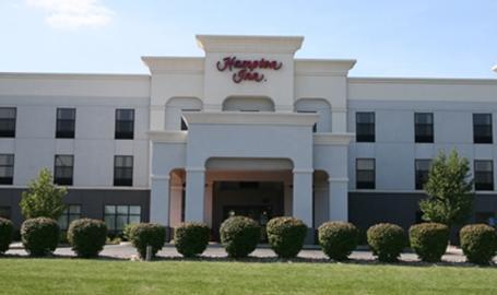 Hampton Inn LaPorte Hotel exterior