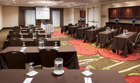 Hilton Garden Inn Merrillville Hotel meeting space