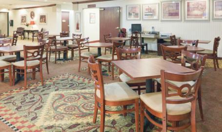 Holiday Inn Express Hotel Rensselaer Breakfast