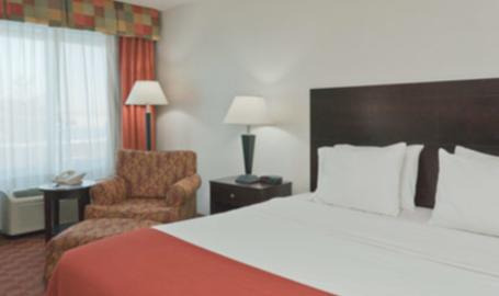 Holiday Inn Express Hotel Rensselaer King