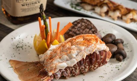 Theo's Steak & Lobster
