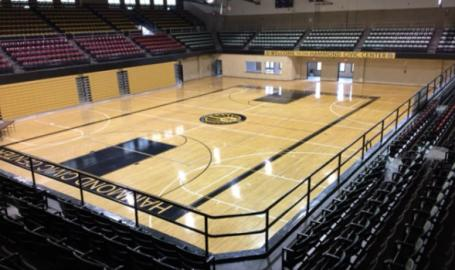 Hammond Civic Center court