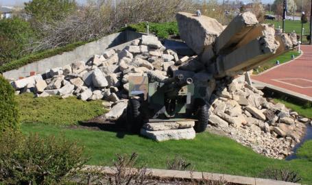 Community Veteran's Memorial
