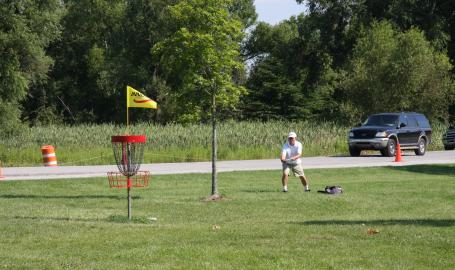 Lemon Lake County Park disc golf