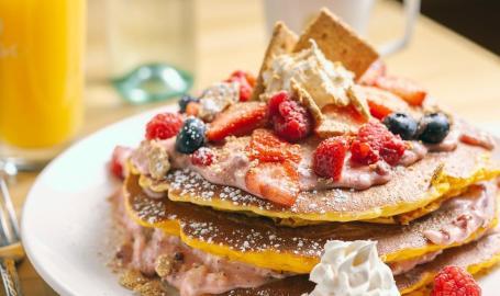 Avgo Pancakes