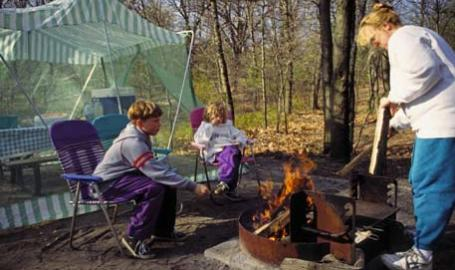 Indiana Dunes National Park Camping
