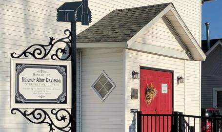 Jasper County Historical Society Museum