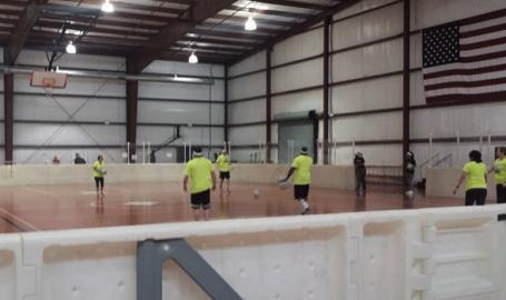Jean Shepherd Center Hammond dodgeball