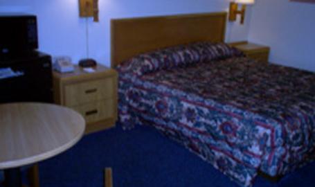 Knights Inn Hotel Rensselaer King Room