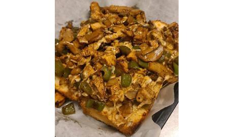 LF Norton's Chicken Philly Sandwich