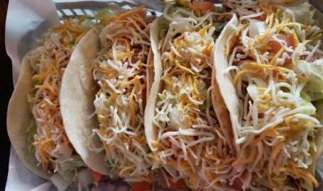 LF Norton's tacos