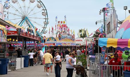 Lake County Fair Indiana 2020.Lake County Fair Crown Point In 46307