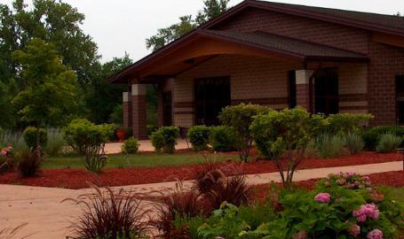 Lake Etta County Park banquet hall