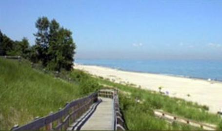Lake Street Beach