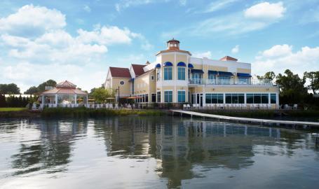 Lakeside Exterior