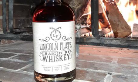 Lincoln Flats Bottle
