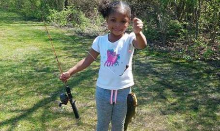 Luhr County Park fishing