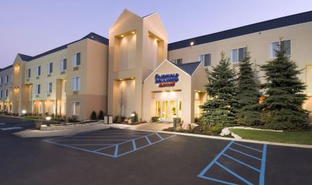 Fairfield by Marriott Merrillville Exterior