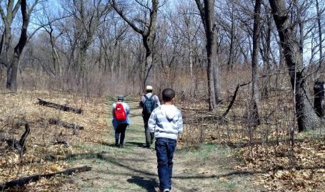 Miller Woods Trail at Indiana Dunes National Park
