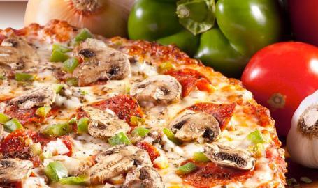 Monical's Pizza Kentland