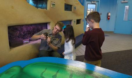 Paul H Douglas Center for Environmental Education