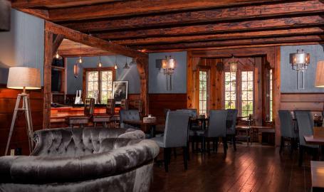 Restaurant/Bar Area
