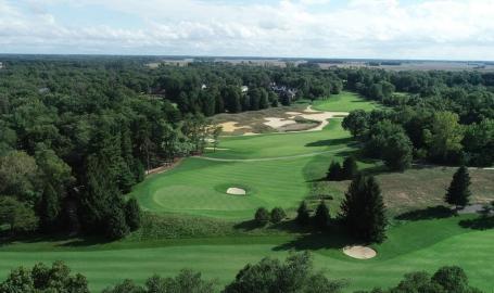 Sandy Pines Golf Club DeMotte