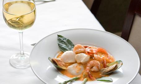 Asparagus Restaurant Merrillville Seafood Panang