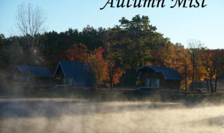 Serenity Springs Hotel Getaway LaPorte Fall Cabins