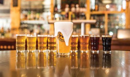 Shoreline Brewery beers