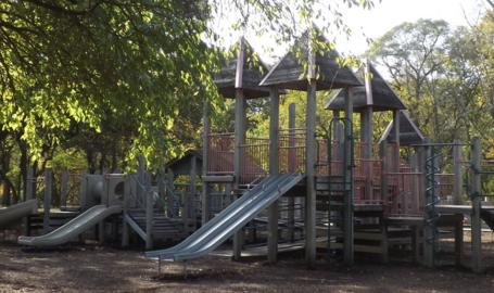 Stoney Run County Park - playground