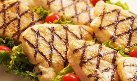 Strack and Van Til Shopping Highland Grilled Chicken