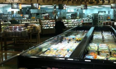 Strack and Van Til Shopping Highland Store
