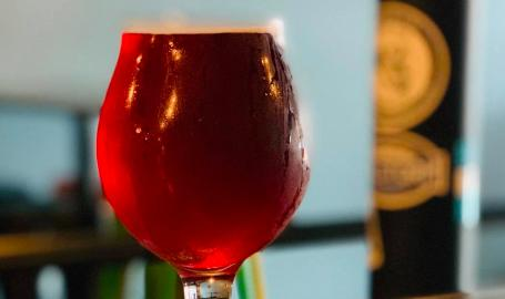 The Standard Taproom Whiting - cherry sour