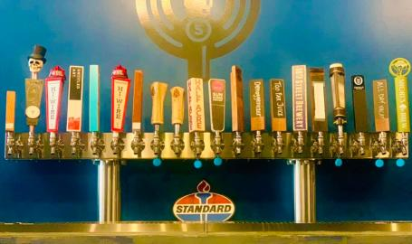 The Standard Taproom Whiting - on tap