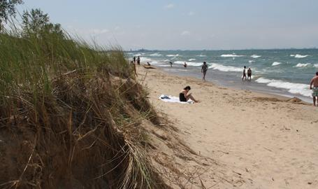 West Beach Indiana Dunes