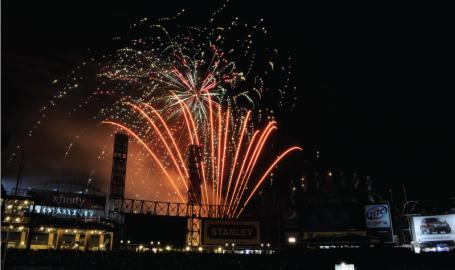 White Sox Baseball Things to Do Chicago Fireworks