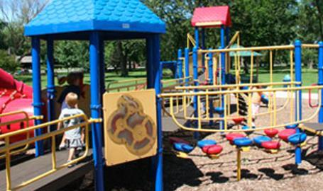Wicker Memorial Park Playground